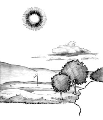 5, Holmes Golf, disc exploding